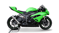 Immagine per la categoria ZX-6R 600 2009-2015